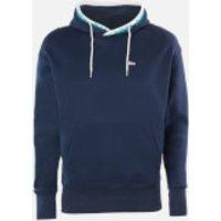 Tommy Jeans Men's Branded Rib Hoody - Twilight Navy - M