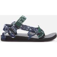 Arizona Love Women's Trekky Bandana Sandals - Khaki - UK 8