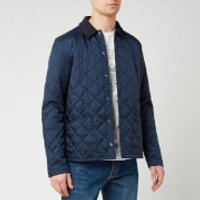 Barbour Beacon Men's Starling Quilt Jacket - Royal Navy - L