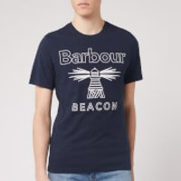 Barbour Beacon Men's Beam T-Shirt - Navy - XXL