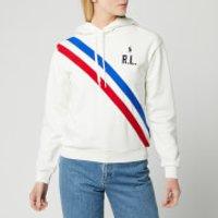 Polo Ralph Lauren Women's Long Sleeve Knit - Deckwash White - L
