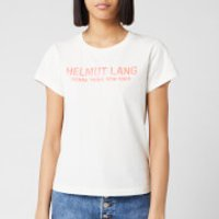 Helmut Lang Women's Baby T-Shirt - Calcium - M