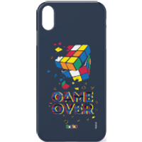 Game Over Shattered Rubiks Cube Phonecase Phone Case for iPhone and Android - iPhone 5C - Tough Case - Gloss