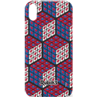 Rubik's Love Cube Phonecase Phone Case for iPhone and Android - iPhone 8 Plus - Snap Case - Gloss