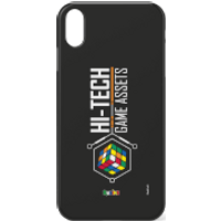 Hi Tech Game Assets Phone Case Phone Case for iPhone and Android - iPhone 11 - Snap Case - Matte