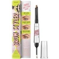 benefit Brow Styler Eyebrow Pencil & Powder Duo 1.1g (Various Shades) - 2.75 Warm Auburn