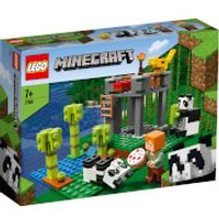 LEGO Minecraft: The Panda Nursery (21158)