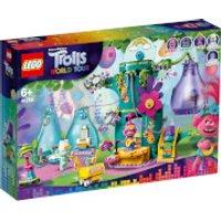 LEGO Trolls: Pop Village Celebration (41255) - Trolls Gifts