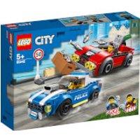 LEGO City Police: Police Highway Arrest (60242)