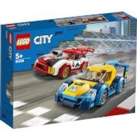 LEGO City Nitro Wheels: Racing Cars (60256) - Racing Gifts