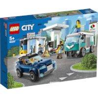 LEGO City Nitro Wheels: Service Station (60257)