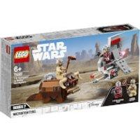 LEGO Star Wars: T-16 Skyhopper™ vs Bantha™ Microfighters (75265)