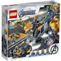 LEGO Super Heroes: Avengers Truck Take-down (76143)