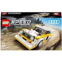 LEGO Speed Champions: 1985 Audi Sport Quattro S1 (76897) - Audi Gifts