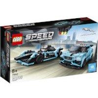 Image of LEGO Speed Champions: Formula E Panasonic Jaguar Racing GEN2 c (76898)