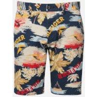 Tommy Hilfiger Men's Brooklyn Hawaii Shorts - Desert Sky - W30