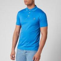Polo Ralph Lauren Men's Pima Cotton Slim Fit Polo Shirt - Colby Blue - L