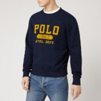 Polo Ralph Lauren Men's Vintage Fleece Sweatshirt - Cruise Navy - XL