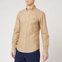 Polo Ralph Lauren Men's Sport Shirt - Surrey Tan - S