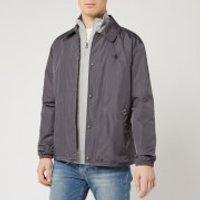 Polo Ralph Lauren Men's Coaches Jacket - Combat Grey - S