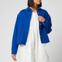 L.F Markey Women's Marlo Jacket - Cobalt - UK 12