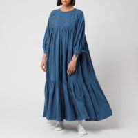 L.F Markey Womens Kelvin Dress - Blue