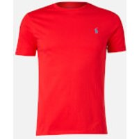 Polo Ralph Lauren Men's Short Sleeve T-Shirt - Racing Red - M