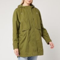 Superdry Women's Adventurer Parka - Capulet Olive - UK 12