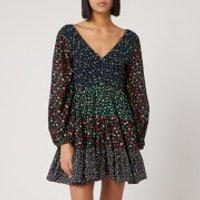 RIXO Women's Sasha Dress - Mixed Ditsy Floral - M