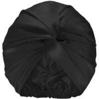 Slip Pure Silk Turban (Various Colours) - Black