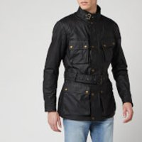 Belstaff Men's Trialmaster Jacket - Black - IT 52/XL