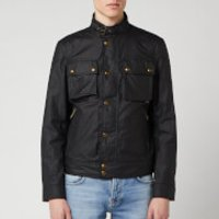 Belstaff Men's Racemaster Jacket - Black - IT 46/S