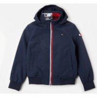 Tommy Kids Boys Essential Jacket - Twilight Navy - 10 Years