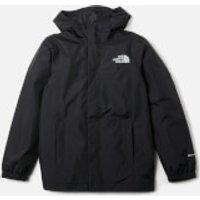 The North Face Boys Resolve Rain Jacket - TNF Black - S