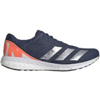 adidas Men's Adizero Boston 8 Running Shoes - Tech Indigo - US 9/UK 8.5