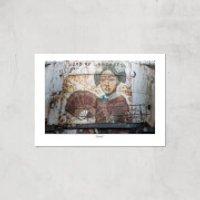 Duke Of Lancaster Stern Giclee Art Print - A3 - Print Only