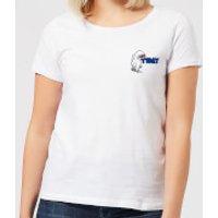 Simons Cat Not Today Women's T-Shirt - White - L - White