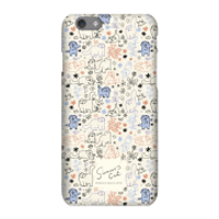Simons Cat Natures Cat Phone Case for iPhone and Android - iPhone 5/5s - Snap Case - Matte
