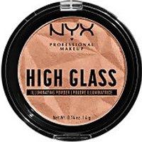 NYX Professional Makeup High Glass Illuminating Powder (Various Shades) - Daytime Halo