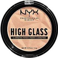 NYX Professional Makeup High Glass Illuminating Powder (Various Shades) - Moon Glow