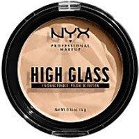 NYX Professional Makeup High Glass Finishing Powder (Various Shades) - Light
