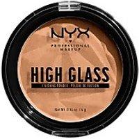 NYX Professional Makeup High Glass Finishing Powder (Various Shades) - Medium