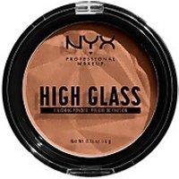NYX Professional Makeup High Glass Finishing Powder (Various Shades) - Deep