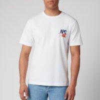 A.P.C. Men's Marcellus T-Shirt - Blanc - S