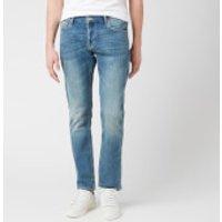 Emporio Armani Men's Slim Fit Jeans - Denim Blue Mid - W23/L34