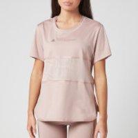 adidas by Stella McCartney Women's Loose T-Shirt - Ice Pink - XS