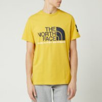 The North Face Men's Fine Alpine 2 T-Shirt - Bamboo Yellow - L