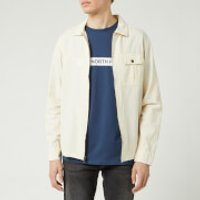 The North Face Men's Long Sleeve Berkeley Chambray Shirt - Raw Undyed - S