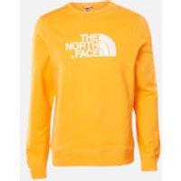 The North Face Men's Drew Peak Crew Neck Sweatshirt - Flame Orange - XL
