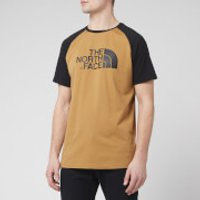 The North Face Men's Raglan Easy T-Shirt - British Khaki - M